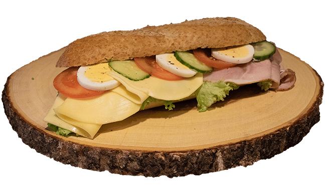 bijtanken Broodje gezond