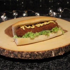Bijtanken Broodje kroket